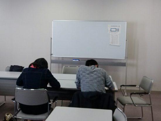 ノートテイク学習会の様子